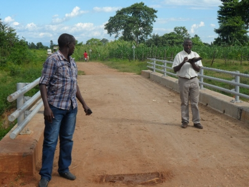 Construction Supervision of Bridge in Kasese (Nkoko, Katumba, Kaghema and Kanyamunyu Bridges)