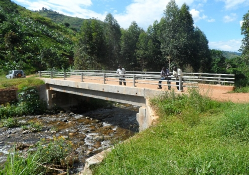 Construction Supervision of Bridge in Kasese (Nkoko, Katumba, Kaghema and Kanyamunyu Bridges)1