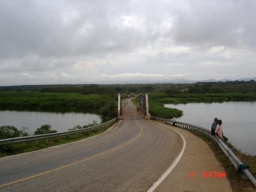 Kazinga Channel Bridge
