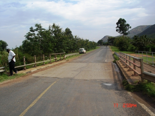 Ngaromwenda Bridge