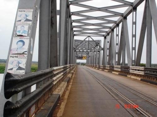 Pakwach Bridge