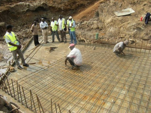 onstruction Supervision of Bridges Abutments at Muzizi in Kyenjojo District and Bulyamusenyu in Nakaseke District, respectively